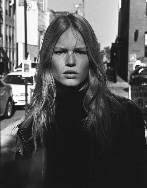 Anna Ewers photographed by Myro Wulff