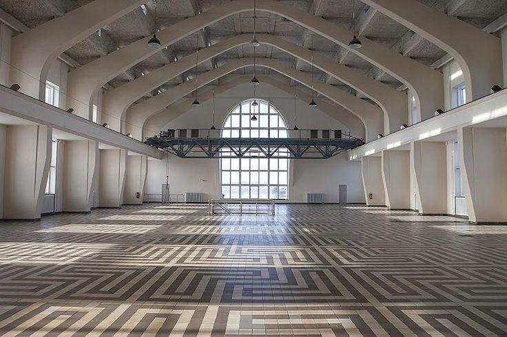 Transmitter Hall Radio Kootwijk - The Netherlands
