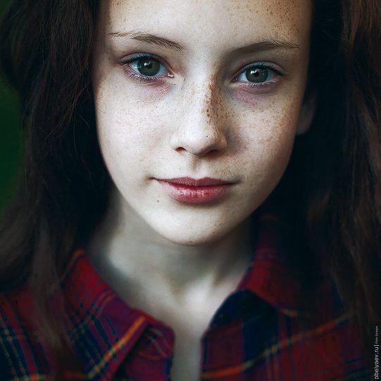 Lera by  Peter Belyaev: Lera, Freckles Bom, Peter O'Toole, Amazing Photography, Peter Belyaev, Belyaev People, Fabulous Freckles