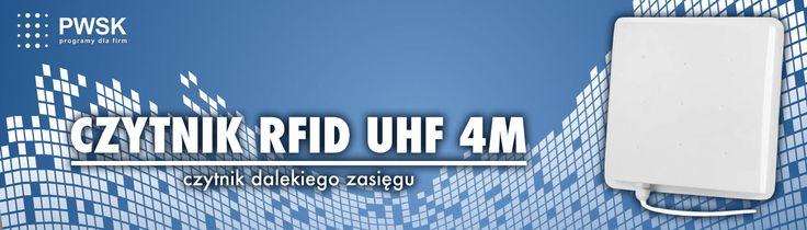 Czytnik RFID 4 m na nowej odsłonie! #czytnik #RFID