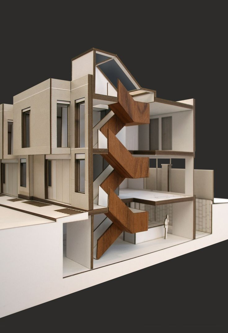 Architecture House Model 76 best images about models | architectural physical on pinterest