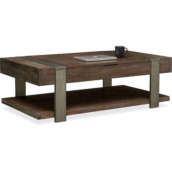 Ellis Trunk Coffee Table Coffee Table Trunk Bobs Furniture