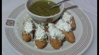 Molotes, Receta # 34, Recetas de comida mexicana | Pagina Rosalinn Comidas
