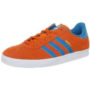 Adidas Gazelle 2 Junior orange/blue