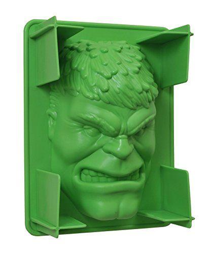 Perfect for a kids party!! or #Halloween  Diamond Select Toys Marvel Hulk Plastic Gelatin Mold Toy Diamond Select http://www.amazon.com/dp/B00VLQFJH6/ref=cm_sw_r_pi_dp_L45fwb0SPSDJ3