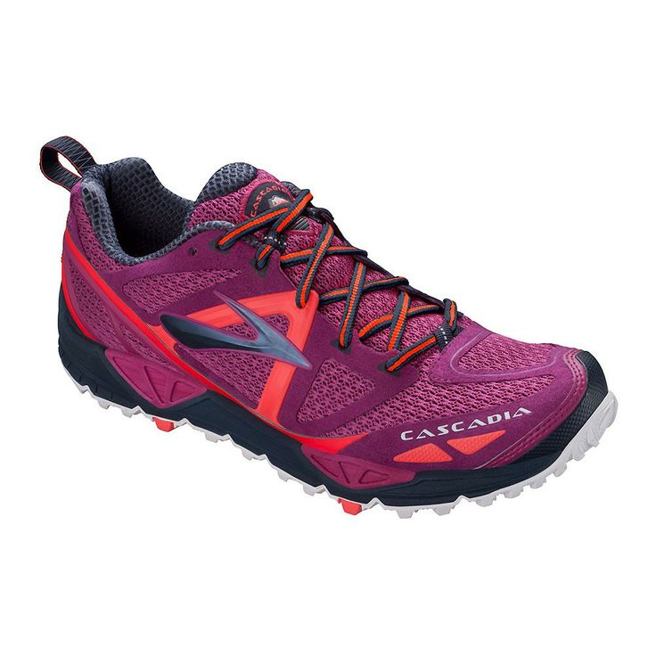 cascadia women Product description: women's brooks® cascadia 12 :: know no boundaries in the most popular trail running shoe by brooks, the women's brooks cascadia 12.