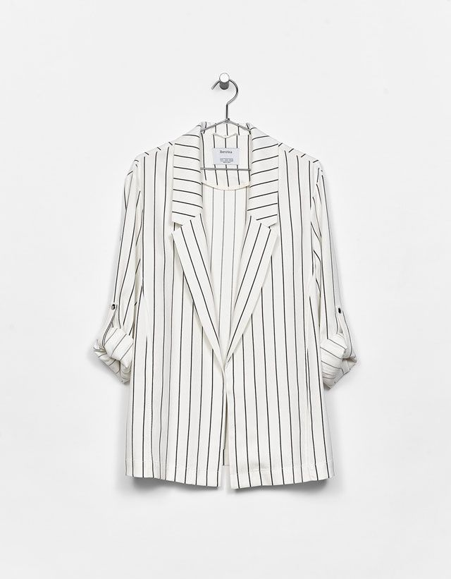 Women's Jackets & Bomber Jackets - Pre-Autumn Collection | Bershka
