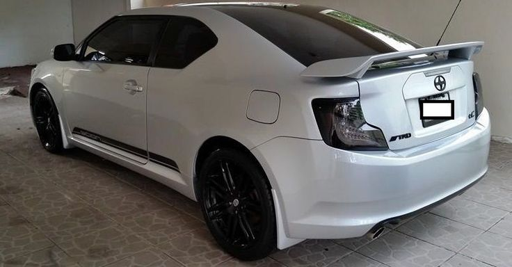 2011 2012 2013 2014 2015 2016 SCION TC WING STYLE SPOILER - WING (primer) in…