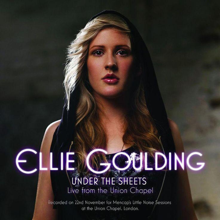 Caratula Frontal de Ellie Goulding - Under The Sheets (Cd Single)