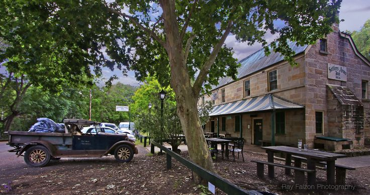 St Albans NSW.  The Settlers Arms