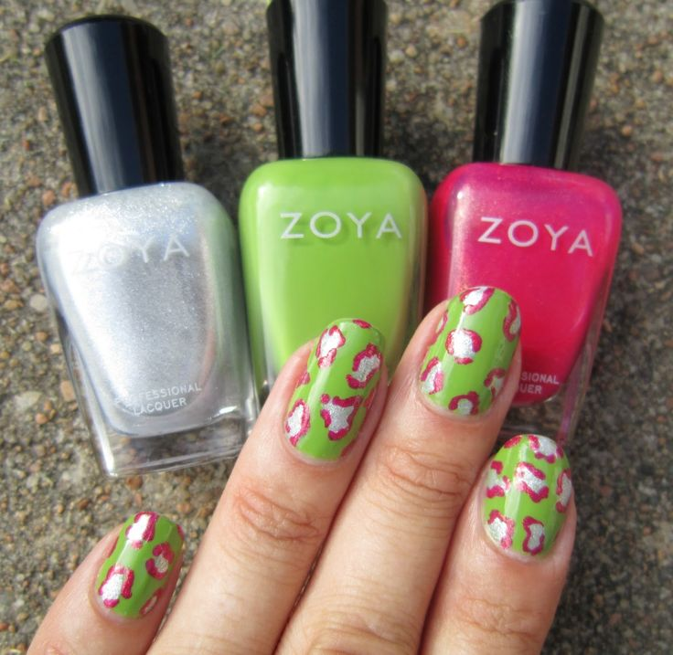 Concrete and Nail Polish: Search results for zoya