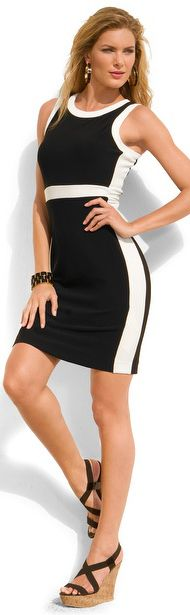 Piped Travel Dress | BuyerSelect.com