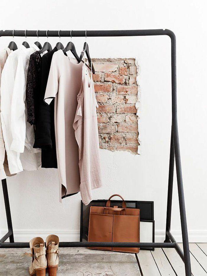 les 25 meilleures id es concernant le tableau rangement des v tements sur pinterest le. Black Bedroom Furniture Sets. Home Design Ideas