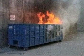 Merriam-Webster recently added more than 800 additions to its online dictionary. As a feature on NPR noted, the additions are like a Lexicographer's Guide to 2018 – in all its self-conscious, millennial-obsessed glory.So let's take a tour through a few:Dumpster fire: an utterly calamitous or mismanaged situation or occurrence: disaster(You've seen the gif, I'm sure.)Embiggen: to make bigger or more expansiveMansplain: to explain something to a woman in a condescending way that...