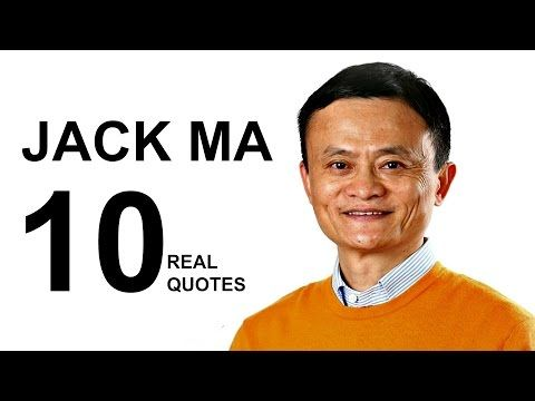 Most Successful Chinese business magnate Jack Ma top 10 Real Life Inspiring Motivational Quotes on success,secret Rules, Positive thought. Ma Yun, known …