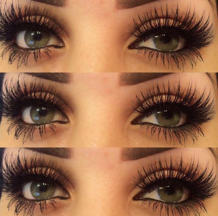 8 best false eyelashes images on Pinterest   Beauty makeup, Beauty