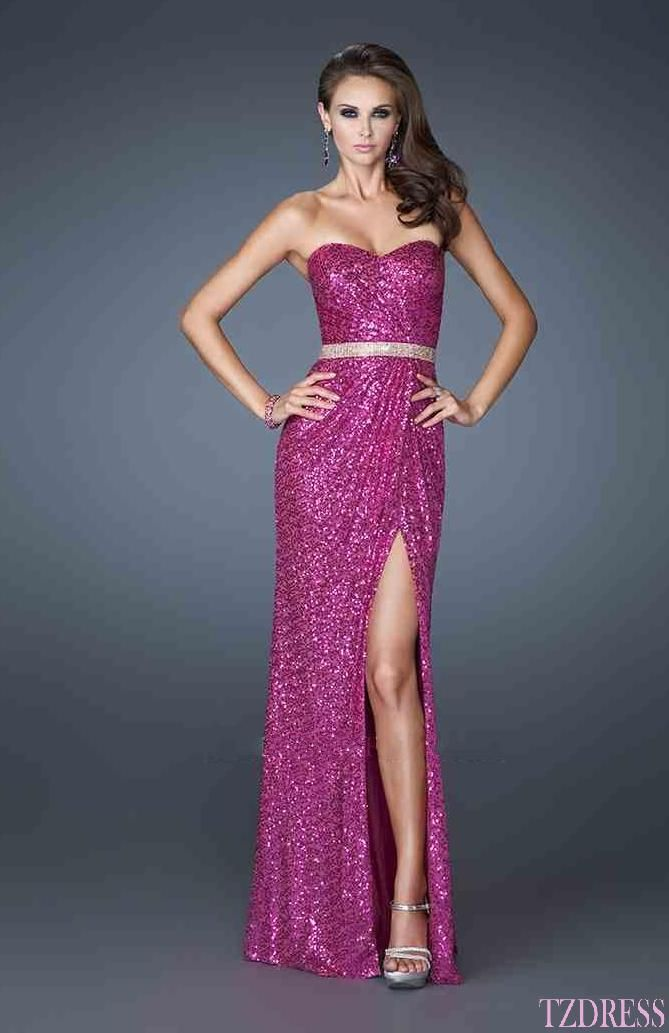 Mejores 262 imágenes de Prom It Up en Pinterest | Vestido de baile ...