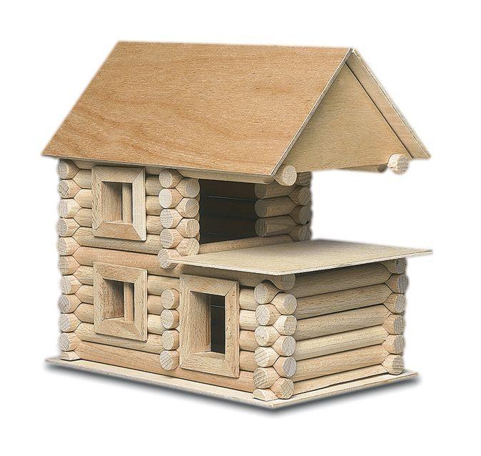 Dřevěné stavebnice pro kluky i holky