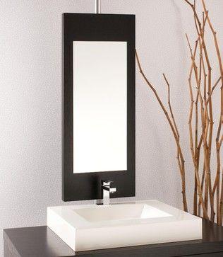 54 Best Beautiful Bathroom Mirrors Images On Pinterest