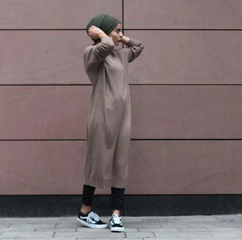 Image de fashion, hijab, and muslim