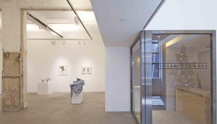 Рем Колхас и его архитектурное бюро OMA приложили руку к дизайну новой Lehmann Maupin Gallery, разместившейся в одном из старейших зданий финансового района Гонконга