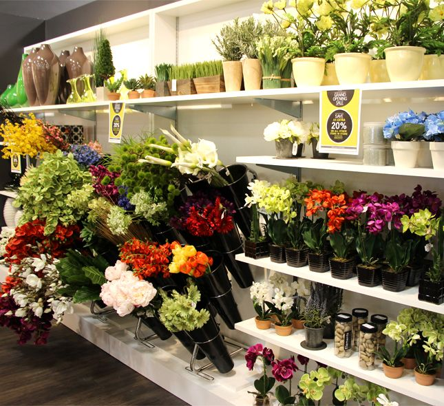 decorative flowers ... so many beautiful options!