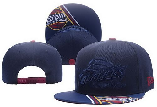 NBA Cleveland Cavaliers Snapback Hats Logo on Brim only US$6.00 - follow me to pick up couopons.