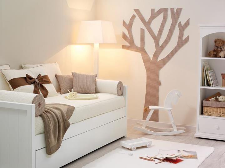 Dormitorio juvenil Pili Carrera