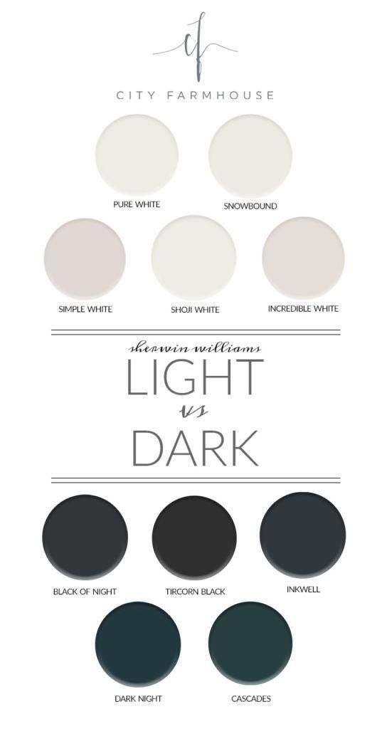 Paint Dilemma: Light vs Dark
