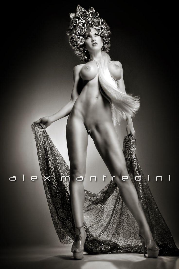 Retro Nude Glamour  Alex Manfredini Photography  Glamour -7292