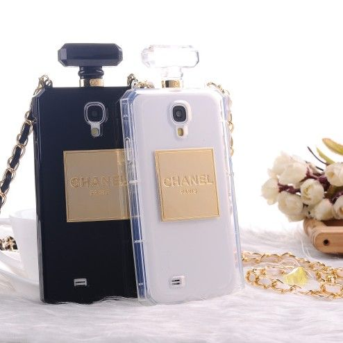 chanel phone case. chanel chanel n°5 crystal perfume bottles case for samsung galaxy note3/2/ phone