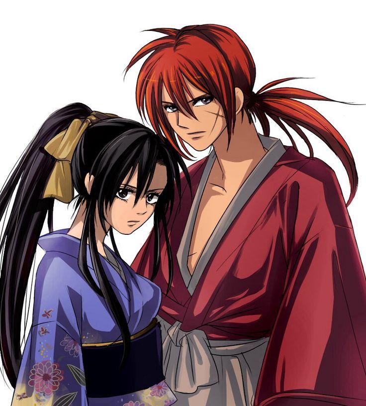 Kaoru And Kenshin ~Rurouni Kenshin