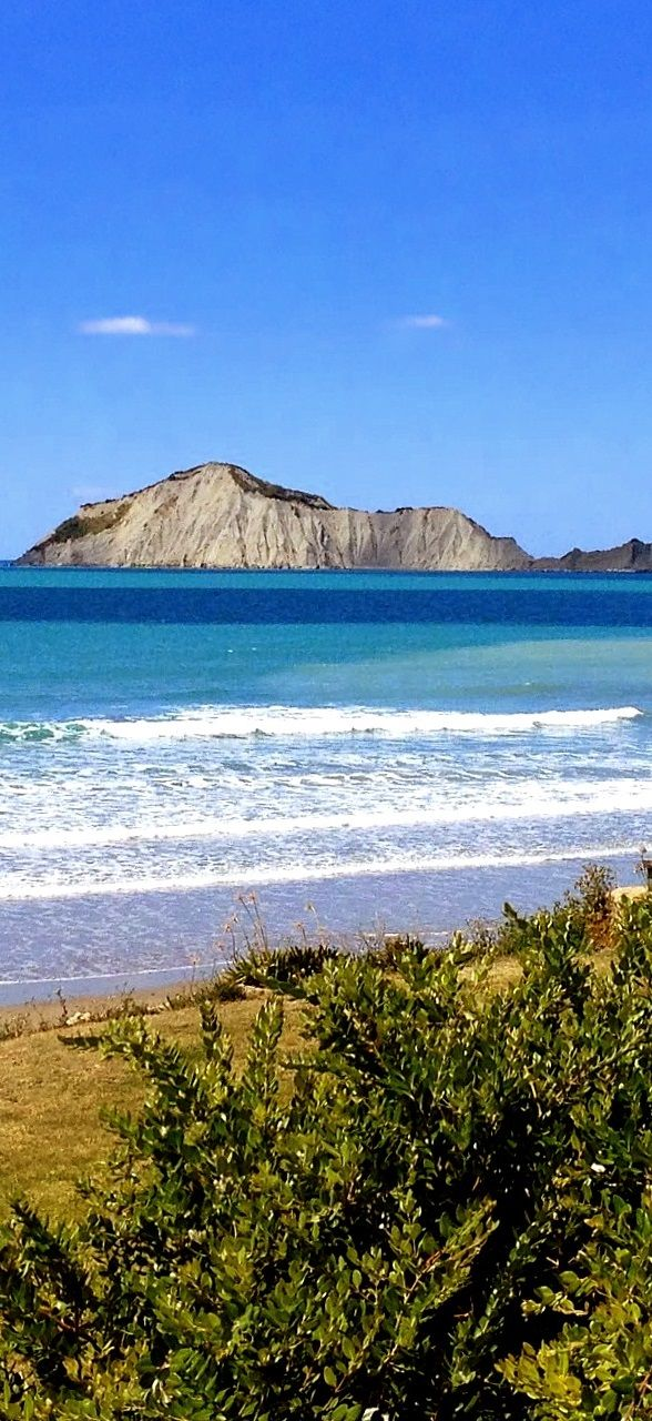 Waimarama Beach, Hawke's Bay, North Island, New Zealand