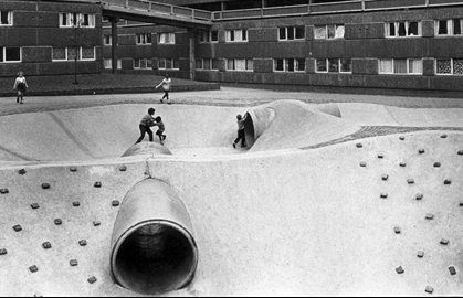 The Brutalist Playground is a new commission by Turner Prize nominees Assemble and artist Simon Terrill, exploring post-war design for play. At RIBA, London until 16th August 2015. Free entry. The curator of this exhibition features in Issue 08 of MidCentury Magazine - just out. Get your copy!
