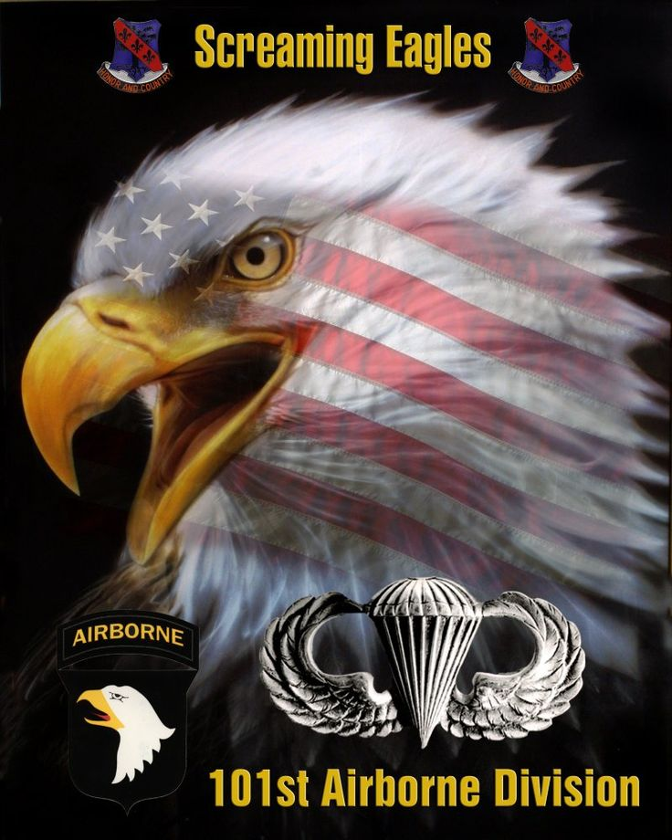 screaming eagles 101st airborne - Google Search
