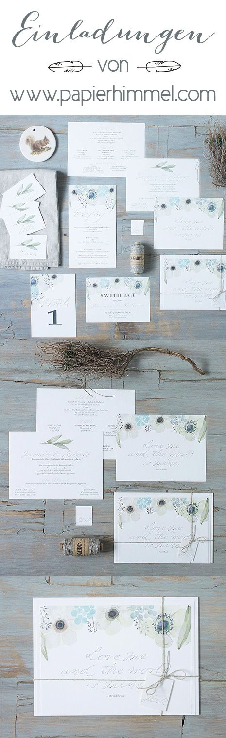 ... Hochzeitseinladungen on Pinterest  Feathers, Vintage and Circles