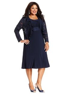 Charming A-Line/Princess Scoop Tea-length Plus Size Mother of the Bride Dress