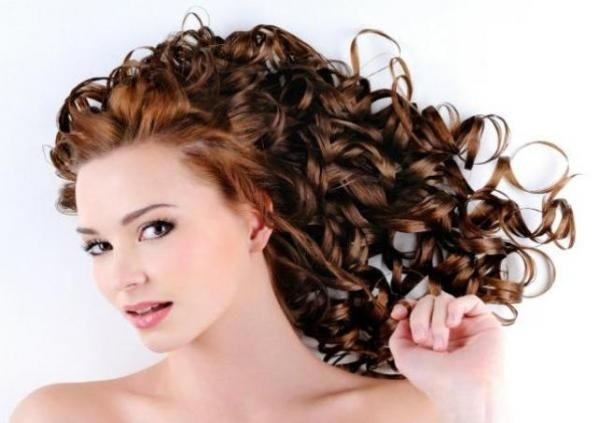 Trik Keriting Rambut Secara Alami