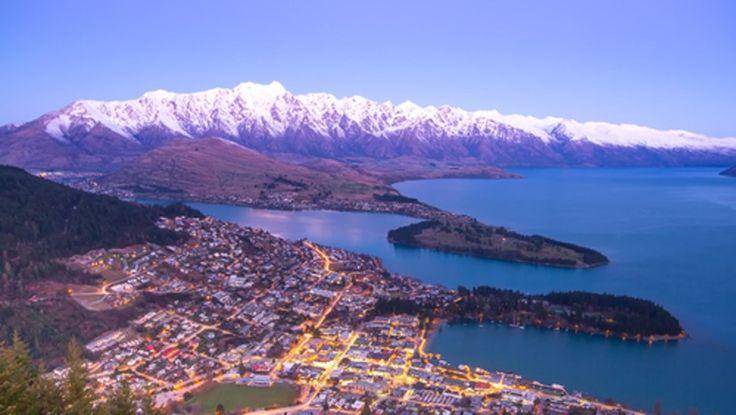 <P>10. Nieuw-Zeeland, Queenstown</P>
