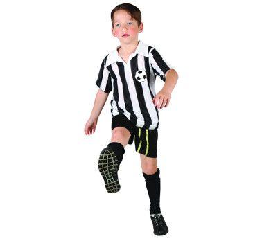 Strój Piłkarza. Twój chłopiec zrobi w nim furorę na boisku i od razu gra pójdzie lepiej :)
