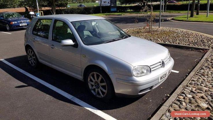 VW Golf MK4 2.0 Gti 2000 #vwvolkswagen #golf #forsale #unitedkingdom