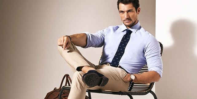 Fashion Tips: Business Casual for Men