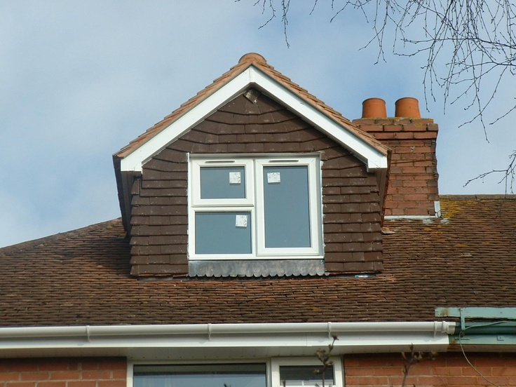Pitched roof dormer by attic designs ltd bungalows for Dormer closet design