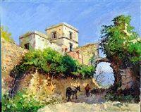 Vecchio casolare sui Monti del Sannio by Mario Pacchioli