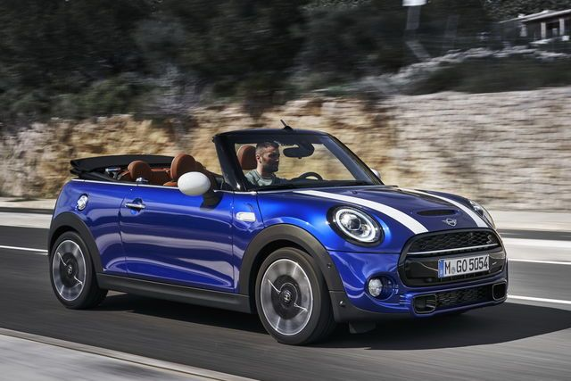 Mini Cabrio Il Nuovo Cambio Convince Mini E Mini Cooper