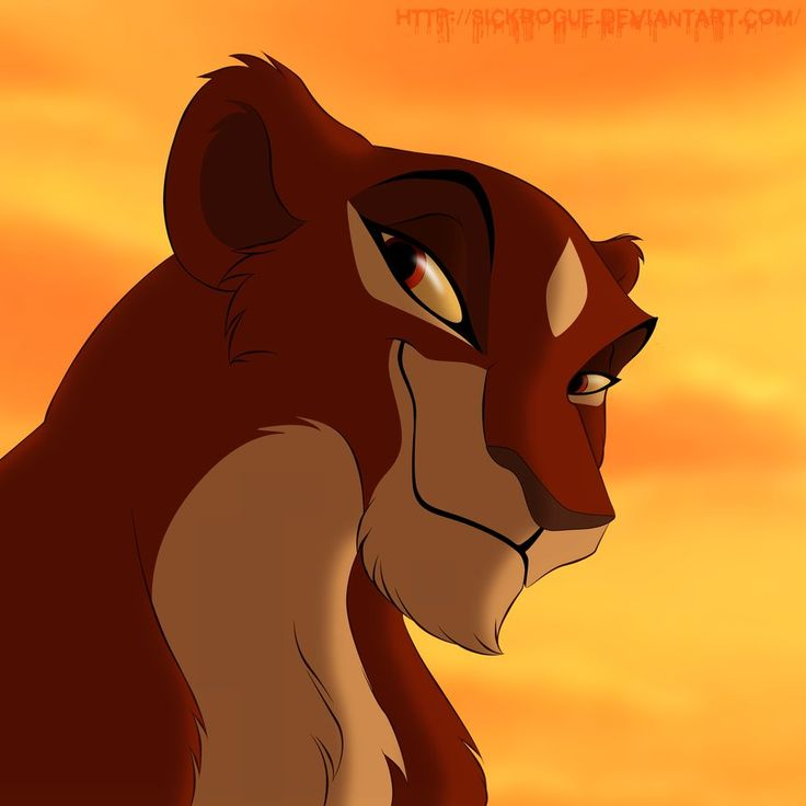 Uru, mother of Mufasa and Taka (Scar), she is commonly ...