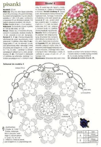 Crochet miniatures - Paste - rodica.adina - Álbumes web de Picasa