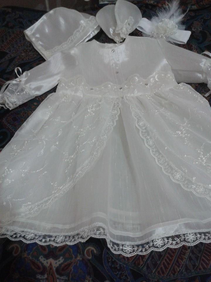 hürrem modeli vaftiz kıyafeti
