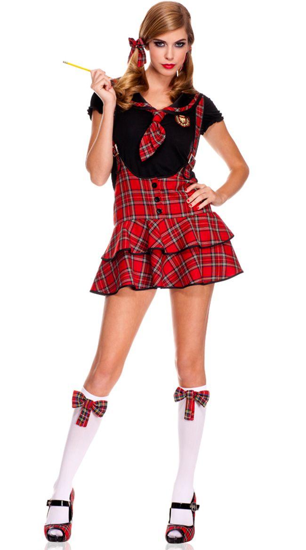 28 Best School Girl Images On Pinterest  Teacher Costumes -4996