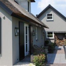 25 beste idee n over buitenkant huis verven op pinterest huis schilderen exterieur - Grijze taupe kleurenkaart ...